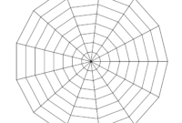 Spider Web Diagram Blank – User Guide Of Wiring Diagram within Blank Radar Chart Template