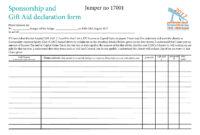 Sponsor Card Template ] – Part Sponsorship Card Template With Sponsor Card Template