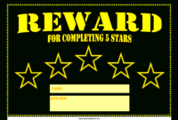 Star Certificate Templates Free – Zimer.bwong.co inside Star Certificate Templates Free