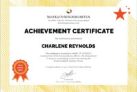 Star Certificates Templates – Zimer.bwong.co for Vbs Certificate Template