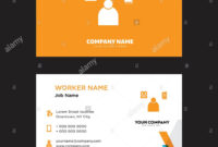 Student Business Card Design Template, Visiting For Your pertaining to Student Business Card Template