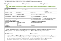 Summer Camp Registration Form – 2 Free Templates In Pdf with Camp Registration Form Template Word