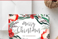 Super Cute Diy Christmas Card! Instant Download, Christmas regarding Diy Christmas Card Templates