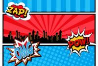 Superhero Birthday Card Template Luxury Calling All pertaining to Superhero Birthday Card Template