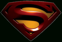 Superman Logos Transparent & Png Clipart Free Download – Ywd intended for Blank Superman Logo Template