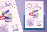 Tasty Birthday Cards For Kidsidesignarium On throughout Birthday Card Collage Template