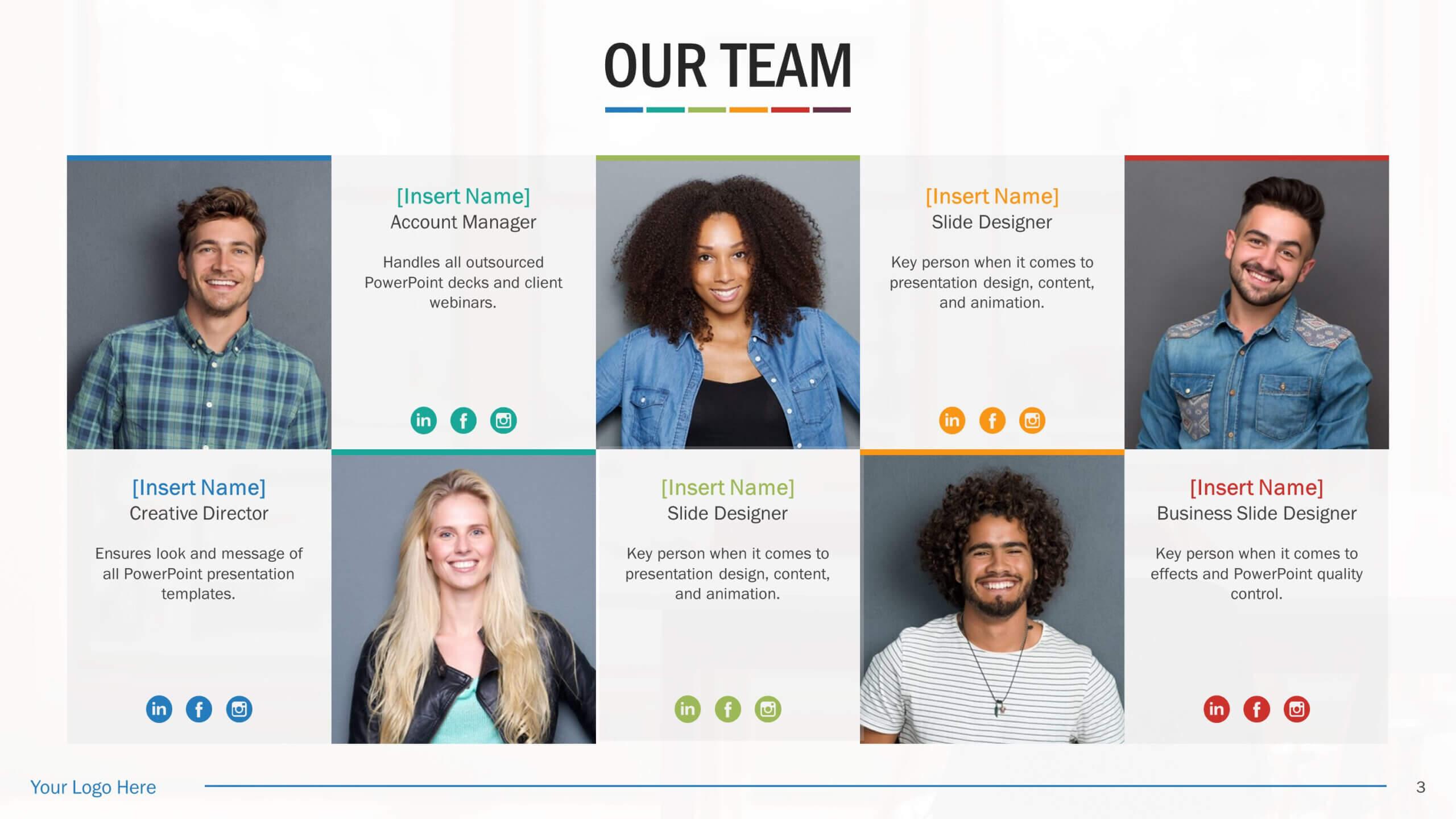 Team Biography Slides For Powerpoint Presentation Templates In Biography Powerpoint Template