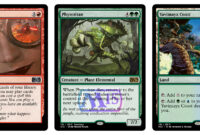 Technically Speaking: Bringing Magic 2015 Online | 매직 : 더 in Magic The Gathering Card Template