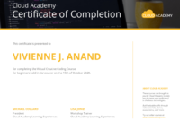 Technology Certificate Template pertaining to Workshop Certificate Template