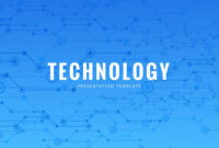 Technology Powerpoint Template – Free Powerpoint Presentation Pertaining To Powerpoint Templates For Technology Presentations
