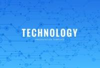 Technology Powerpoint Template – Free Powerpoint Presentation throughout High Tech Powerpoint Template