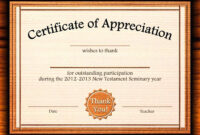 Template: Editable Certificate Of Appreciation Template Free throughout Downloadable Certificate Templates For Microsoft Word