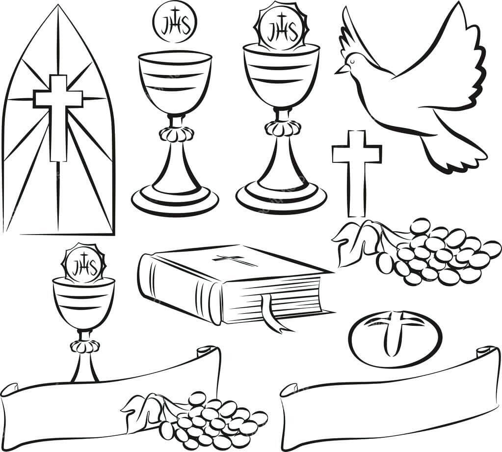 Template: First Communion Banner Template Intended For First Pertaining To First Communion Banner Templates