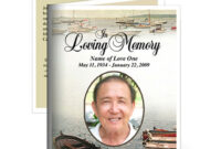 Template For Memorial Card – Nasti.bwong.co pertaining to Remembrance Cards Template Free