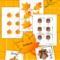 Thanksgiving Place Card Printable | Thanksgiving Place Cards Regarding Thanksgiving Place Card Templates