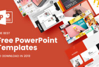 The Best Free Powerpoint Templates To Download In 2019 within Fun Powerpoint Templates Free Download