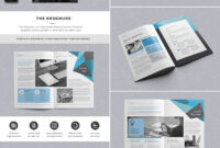 The Brochure – Indd Print Template | Indesign Brochure Within Indesign Templates Free Download Brochure
