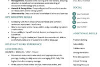 The Marvellous The Combination Resume: Examples, Templates regarding Combination Resume Template Word