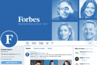 The Perfect Twitter Header Size & Template For 2020 (+Banner inside Twitter Banner Template Psd