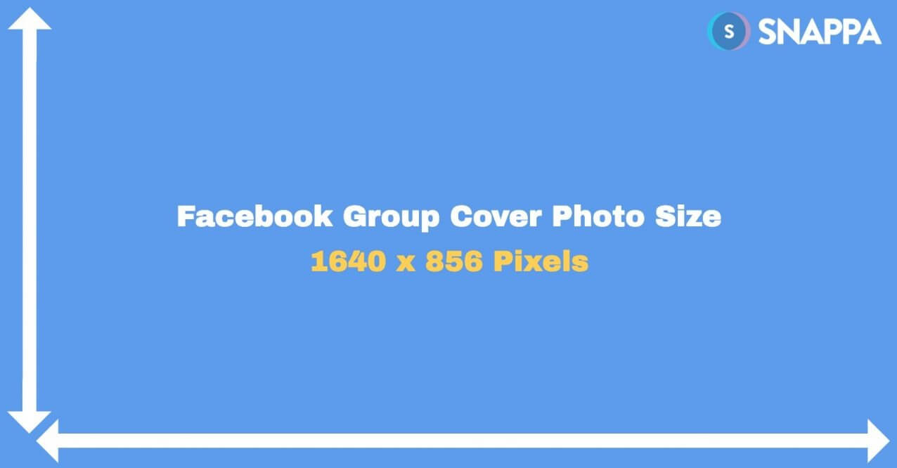 The Proper Facebook Group Cover Photo Size (2020 Templates) Pertaining To Facebook Banner Size Template