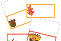 The Sassy Pack Rat: Thanksgiving Place Card Printable Freebie inside Thanksgiving Place Card Templates