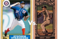 "The Shtick Players Say, Part One: Strasburg's ""Cheese within Baseball Card Template Psd"