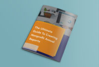 The Ultimate Guide To Creating Nonprofit Annual Reports Throughout Nonprofit Annual Report Template