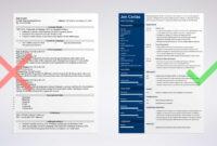 Thealmanac/g/010-Template-Ideas-Microsoft-Word with regard to Resume Templates Word 2010