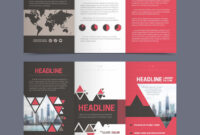 Three Fold Flyer Template throughout Free Three Fold Brochure Template