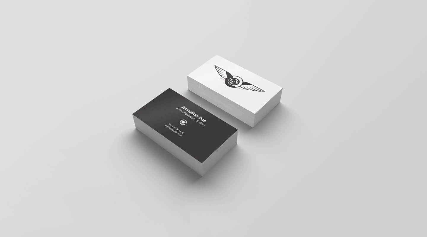 Top 26 Free Business Card Psd Mockup Templates In 2019 Within Name Card Photoshop Template