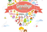 Top Printable Good Bye Cards | Graham Website intended for Goodbye Card Template