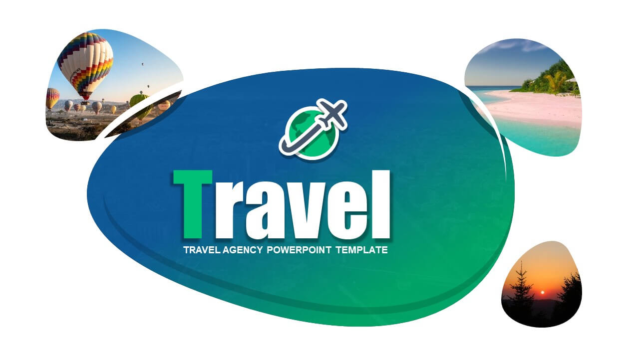 Travel Agency Powerpoint Template Inside Powerpoint Templates Tourism