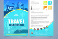 Travel And Tourism Brochure Templates Free | Studiogrfx inside Travel And Tourism Brochure Templates Free