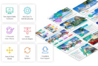Travel And Tourism Keynote Presentation Template – Yekpix within Powerpoint Templates Tourism