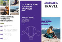Travel Brochure – Office Templates & Themes – Office 365 throughout Island Brochure Template
