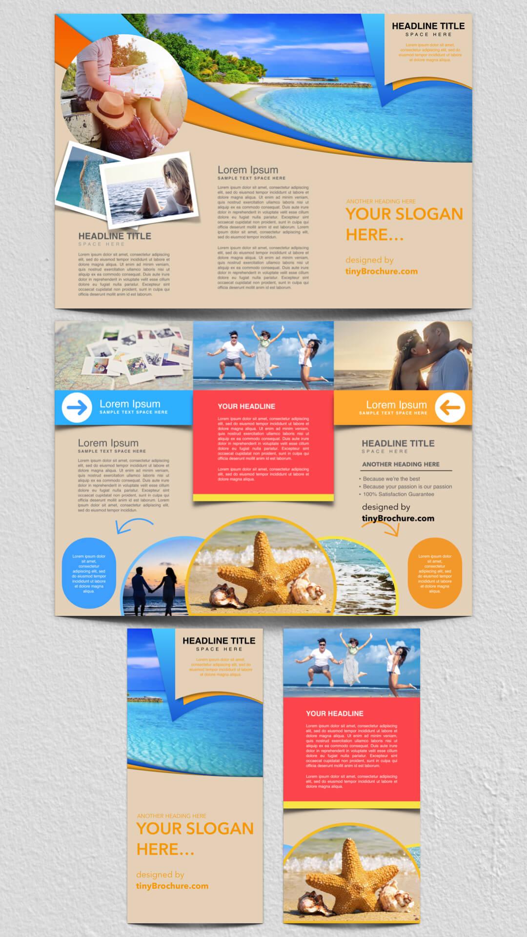 Travel Brochure Template Google Docs   Travel Brochure Intended For Google Docs Travel Brochure Template