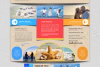 Travel Brochure Template Google Docs | Travel Brochure Intended For Word Travel Brochure Template