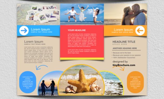Travel Brochure Template Google Docs | Travel Brochure with Travel Brochure Template Google Docs