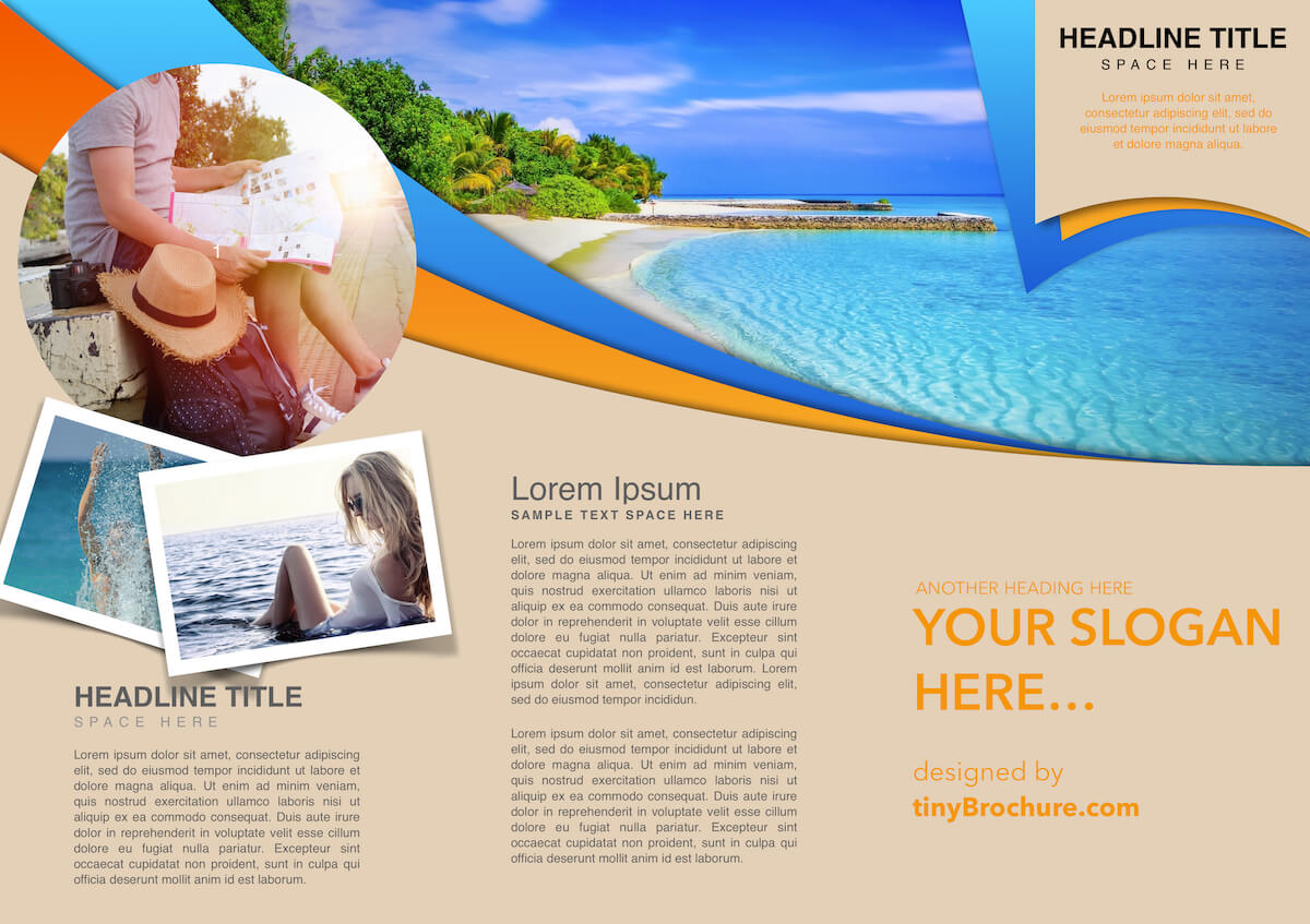 Travel Brochure Template Google Slides For Travel Brochure Template Google Docs