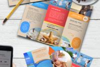 Travel Brochure Template Google Slides regarding Google Docs Travel Brochure Template
