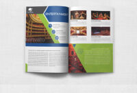 Travel Guide Graphics, Designs & Templates From Graphicriver throughout Travel Guide Brochure Template