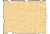 Treasure Maps To Make | Treasure Map Template | Treasure for Blank Pirate Map Template