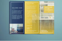 Tri Fold Brochure | Free Indesign Template intended for Adobe Tri Fold Brochure Template