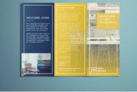 Tri Fold Brochure | Free Indesign Template throughout Brochure Template Indesign Free Download