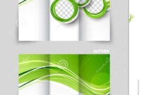 Tri-Fold Brochure Template Design – Download From Over 27 for Brochure Template Illustrator Free Download