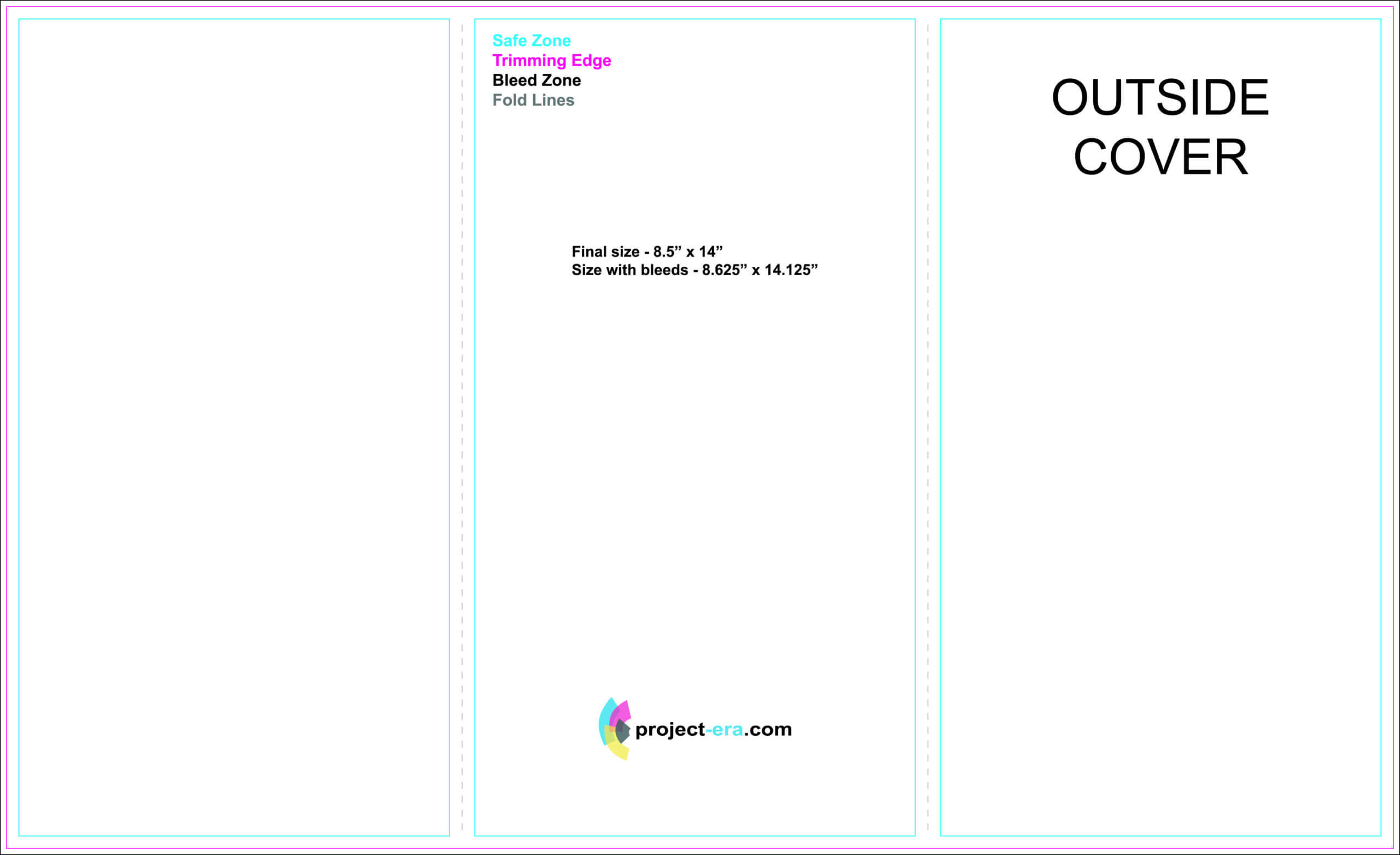 Tri Fold Brochure Template Illustrator (2) | Best Agenda Inside Tri Fold Brochure Ai Template