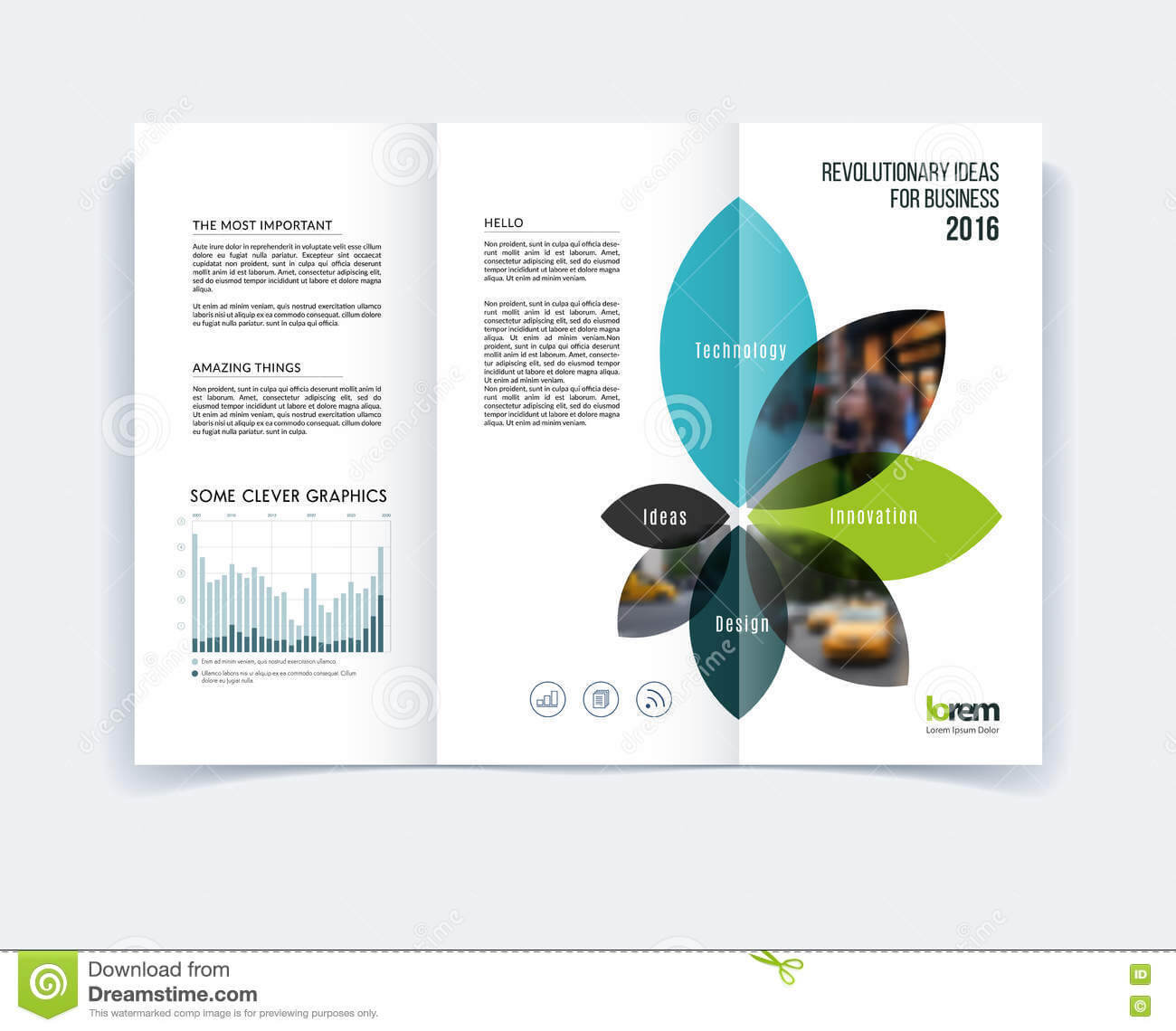 Tri Fold Brochure Template Layout, Cover Design, Flyer In A4 Pertaining To Engineering Brochure Templates Free Download
