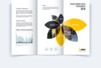 Tri-Fold Brochure Template Layout Cover Design in Engineering Brochure Templates