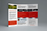 Tri Fold Brochure Template Open Office Including Indesign Bi regarding Tri Fold Brochure Publisher Template
