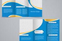 Tri-Fold Business Brochure Template within Free Tri Fold Business Brochure Templates